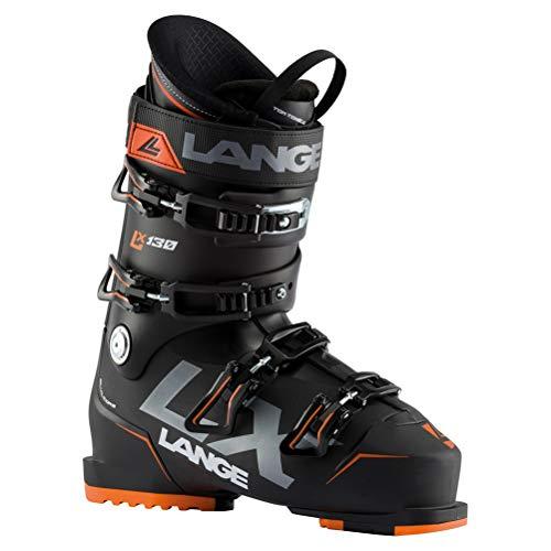 Lange - Chaussures De Ski LX 130 Homme Noir - Homme - Taille 43 - Noir