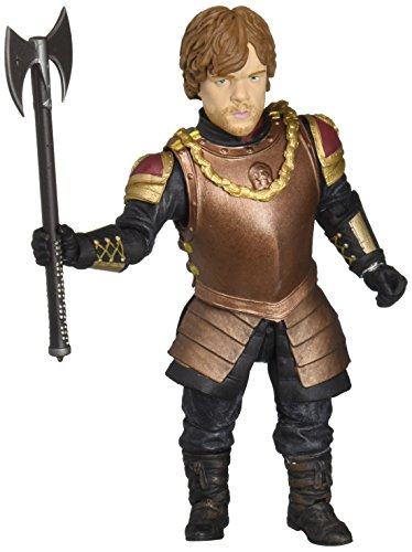 Funko 3910 Game of Thrones Toy - Tyrion Lannister Deluxe Action Figure - House Lannister