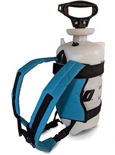 Pressure Sprayer Backpack for Sanitizing or Pesticides (Blue)