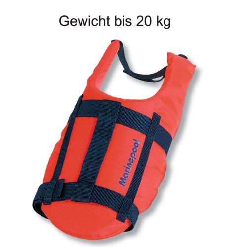 Marinepool Hunde Schwimmweste mit Tragegriff - 20 kg
