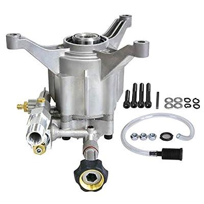 """SurmountWay 3200 PSI Pressure Washer Pump Vertical 7/8"""" Shaft ?Vertical?"""