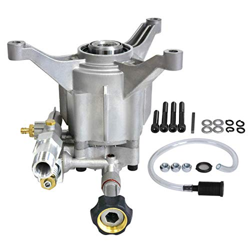 Wedigout SurmountWay 3200 PSI Pressure Washer Pump Vertical 7/8' Shaft Replacement Power Washer Pump 2.4 GPM for 308653052,308653006, 202274GS(Vertical)