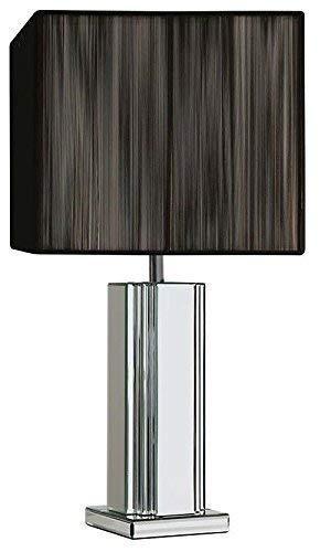 Pharmore Groß Verspiegelt Tischlampe mit 14