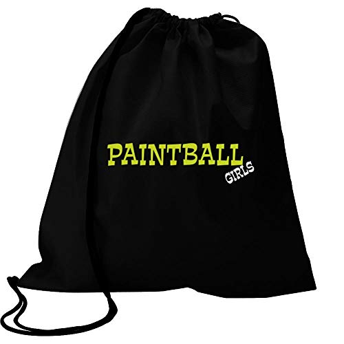 Idakoos Paintball Girls Turnbeutel 18