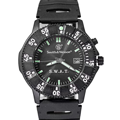 Smith and Wesson Reloj, Modelo S.W.A.T, WEEE de reg.Nº de de93223650