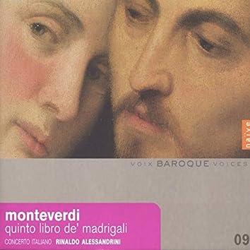 Monteverdi: Quinto Libro De'Madrigali