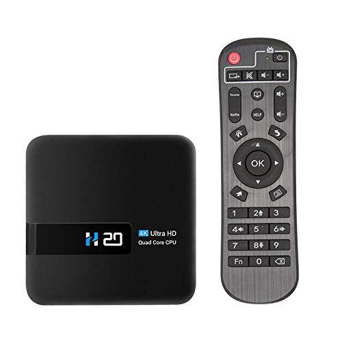『アンドロイド テレビボックス 4K高精細 アンドロイド対応 9.0 Wifi TV BOX 2GB RAM 16GB ROM』の1枚目の画像