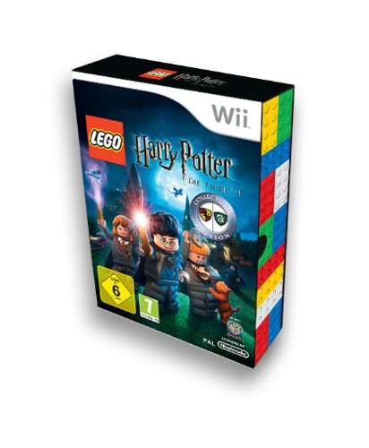 Lego Harry Potter - Die Jahre 1 - 4 (Collector's Edition) [import allemand]