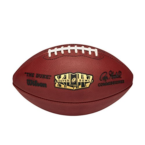 NFL Super Bowl XLIV 44 Authentic Official Game Football (Boxed) with Saints & Colts Names Inscribed on Ball