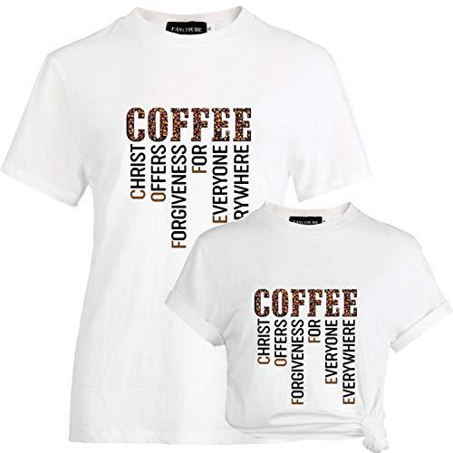 Suang Onvergelijkbare Koffie T-Shirt, Koffie Shirt, Jezus Shirt, God Shirt, Moeder Shirt, Leuke Koffie Shirt, Grafische Tee