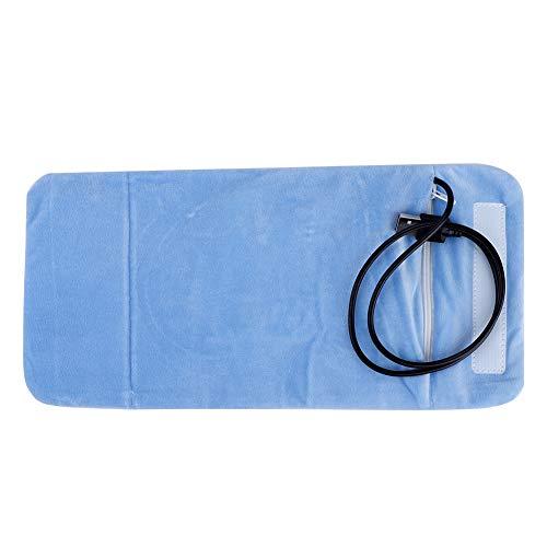 Eatbuy Coperchio riscaldato per biberon Coperchio riscaldato per biberon - Tazza da Viaggio Portatile USB Scaldabiberon Scaldabiberon Scaldabiberon Borsa per Neonati (Blu) 30 x 14 cm