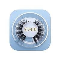 さくらいの手帐 24 Styles 5D soft dramatic Eye lash high volume makeup tools 100% handmade natural thick long false eyelashes 5D410