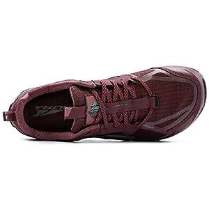 ALTRA Women's AL0A4QTX Lone Peak 4.5 Trail Running Shoe, Dark Port - 9.5 M US