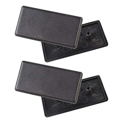 4er Set PVC-Endkappen (Für 3060 Systemprofile)