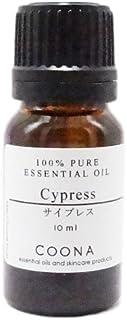 サイプレス 10 ml (COONA エッセンシャルオイル アロマオイル 100%天然植物精油)