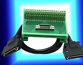 كابلات وموصلات الكمبيوتر - واجهة وحدة انحراف SCSI 36 العالمي مع كابل SCSI36 36P (لوحة وكابل غير)