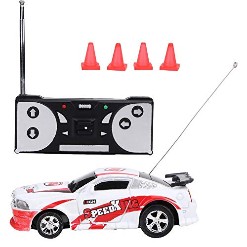 idalinya Car Simulated Toy Rc Mini Remote Control Wireless Electric Sport Racing Car Tractor Toy Kids Gift(Red and White) -  idalinyagc5nigsxfy-04