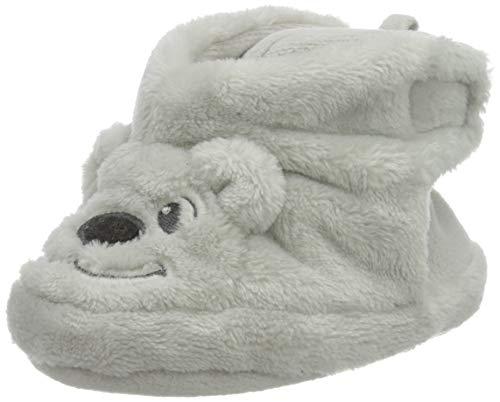 Sterntaler Unisex Kinder Baby-Schuh First Walker Shoe, kiesel