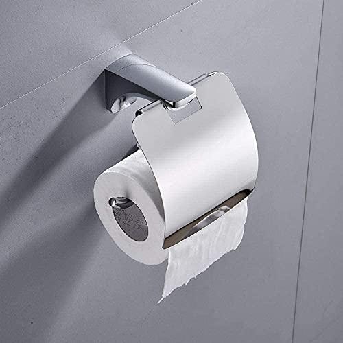 TAIDENG Dispensadores de Rodillos de Cocina Accesorios de Hardware de baño Cuarto de baño Toalla de Toalla Tapa de Rodillo Titular de Papel higiénico Titular de Papel higiénico Accesorios de baño