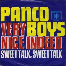 Panco Boys - Very Nice Indeed - Roulette Records - DV 11002