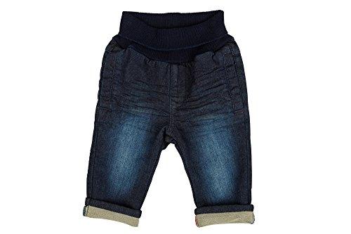 Sigikid Baby-Jungen Jeans, Blau (Indigo 212), 68