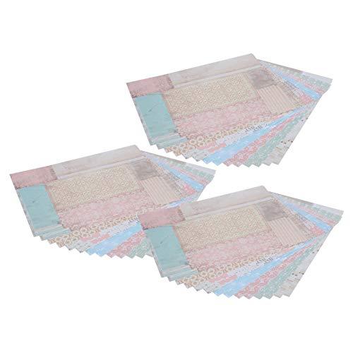 DIY Journal Hintergrundpapier, Dekorpapier, einzigartig für die Herstellung von handgefertigten Grußkarten Hand Account Dekoration Verpackung Diy Origami