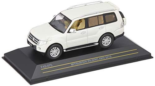 First:43 F43075 Mitsubishi Pajero 4WD weiss Maßstab 1:43 Modellauto