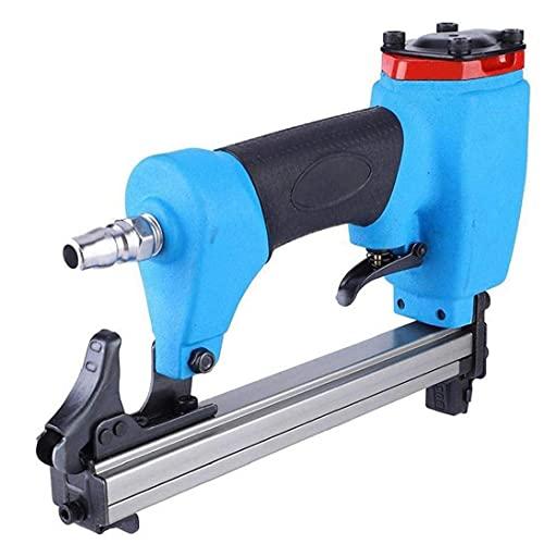 Aire Pin Clavadora Grapadora neumática, 1013J de uñas 10-30mm herramientas eléctricas para...
