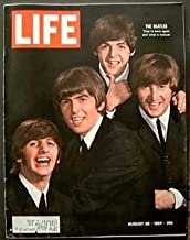 Original Life Magazine from August 28, 1964 - The Beatles