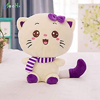 Cat Christmas Birthday Gifts Cheese Cat Plush Stuffed Toys Doll Pillow I Toy Kids Room Bed Decorative Cool Must Haves Friendship Gifts Toddler Favourite Superhero Cupcake Toppers Childhood Dream