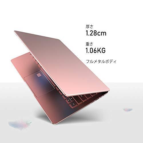 BOCCONIノートパソコン12.5インチIPSディスプレイ2K2560*1440解像度軽量薄型ノートPCWindows10搭載8GRAM256GROMCPU:GeminiLakeN4100UHDGraphics600WIFI802.11ac/BT4.2USB3.0/MiniHDMI/指紋認証