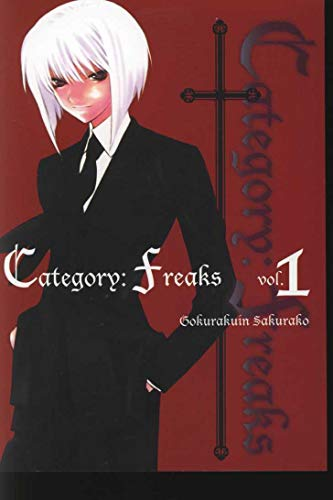 Category: Freaks: Great Manga Book for Adolescent and Adults (English Edition)