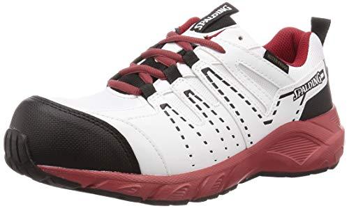 [スポルディング] 安全靴 作業靴 JSAA A種先芯 防水 幅広 メンズ 6E JIN 3670 ホワイト 29.0 cm G