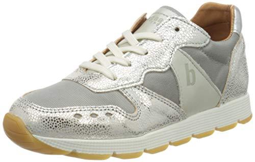 Bisgaard Mädchen Vibe Sneaker, Silber (Ocean 1705), 30 EU