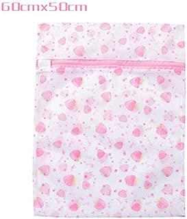 Linker Wish Laundry Net Zippered Foldable Nylon Laundry Bag Bra Socks Underwear Clothes Washing Machine Protection Net Mesh Bags3