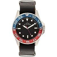Elevon Dumont Men's Leather Band Watch