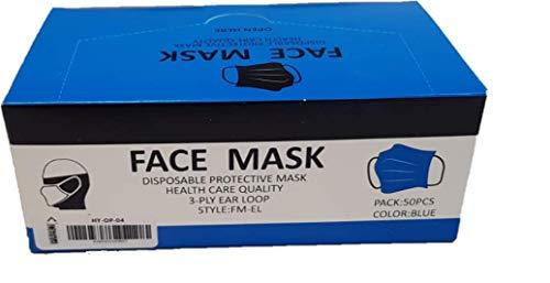 50 x Hygienemasken BFE 95% Schutz vor äußeren Einflüssen