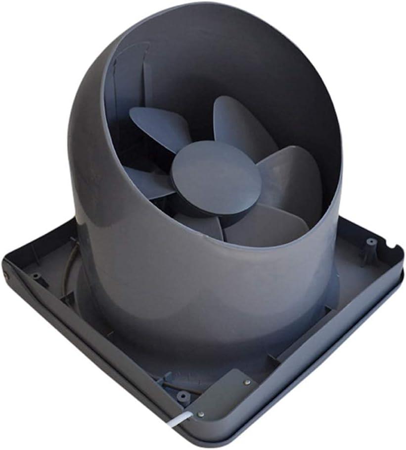 Extractor De Aire, Extractor Cocina Ventilador de escape, ventilador de pared Ventilador de escape ventilador ventilador ventilador voltear 10 pulgadas, ventilación ventilador cocina potente rango cap