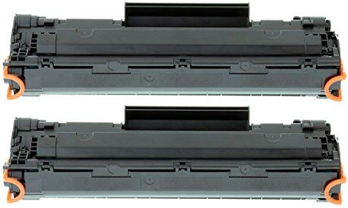 TONER EXPERTE® 2 Toner kompatibel für HP CB436A Laserjet P1505 P1505n P1506 M1120 MFP M1120n MFP M1522n MFP M1522nf MFP (2000 Seiten)