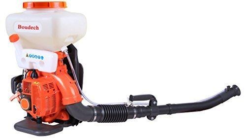 BOUDECH Atomizzatore Soffiatore a Zaino 20LT 2.13KW. Pompa Irroratore Liquidi a Scoppio per Disinfestazioni e Sanificazioni Antibatteriche