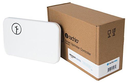 Rachio Smart Sprinkler Controller, 16 Zone, Builder Edition, Works with Alexa
