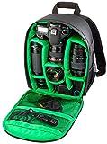 Sannysis Mochila para cámaras deportivas impermeable del morral para Canon para Nikon...