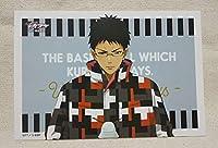 日向黒子のバスケ J-WORLD 冬休み キセキのビンゴ イラストシート