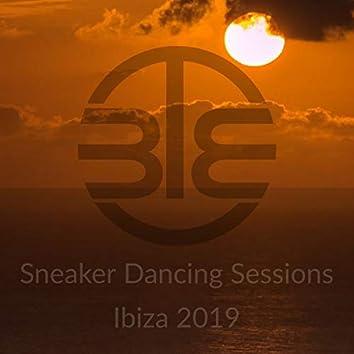 Sneaker Dancing Sessions Ibiza 2019