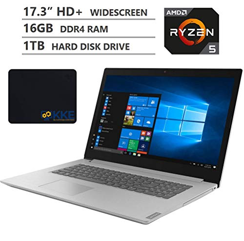 2020 Newest Lenovo Ideapad L340 Laptop, 17.3