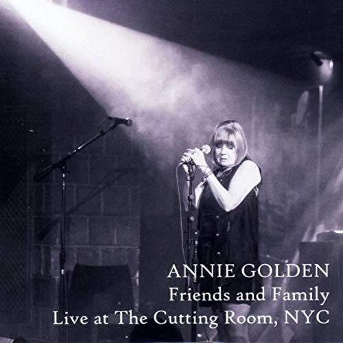 Friends and Family (Live at the Cutting Room, NYC)