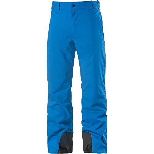 Ziener Herren Teuvo Pants ski Skihose, Persian Blue DOB, 58