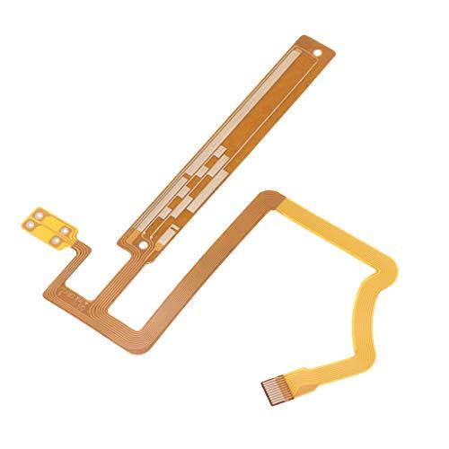 B Blesiya - Cable Flexible de Repuesto para Objetivo Canon Zoom EF 17-40 mm F/4L USM (78 mm)