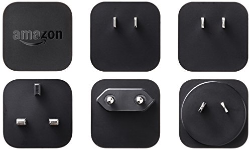 Kindle PowerFast International Charging Kit (for accelerated charging in over 200 countries)