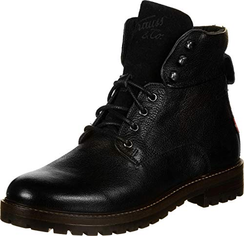 Levi´s Boots Herren GABB 230694-1933-59 Regular Black, Schuhgröße:42